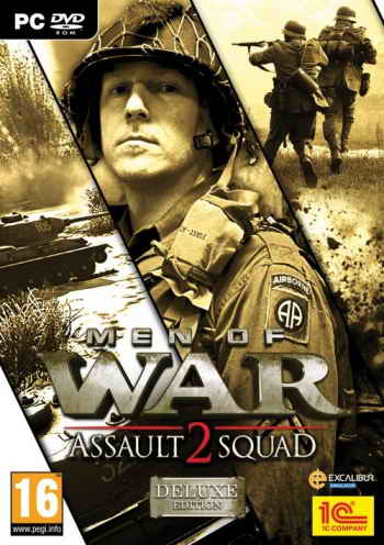 В тылу врага Штурм 2 / Men of War Assault Squad 2 (2014)