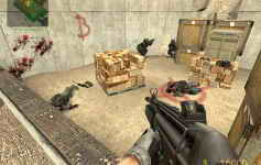Counter Strike Source - Modern Warfare 3 (2012)