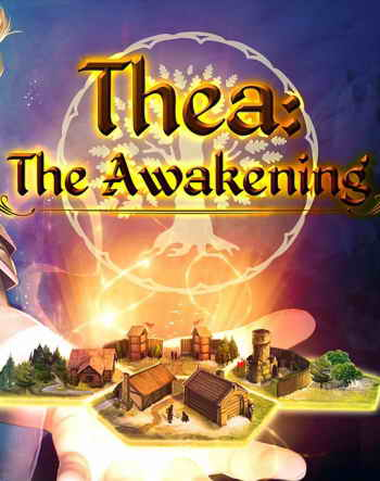 Thea The Awakening (2016)