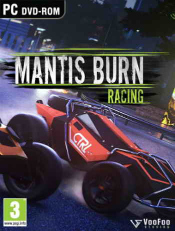 Mantis Burn Racing (2016)