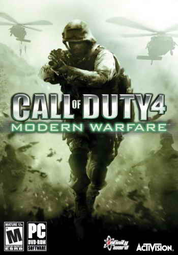 Call of Duty 4 Modern Warfare (2007)