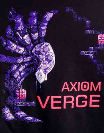 Axiom Verge (2015)