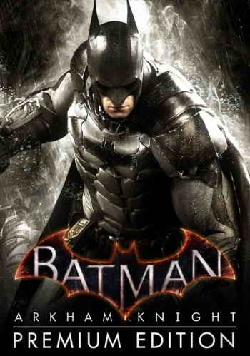 Бэтмен Рыцарь Аркхема / Batman Arkham Knight (2015)