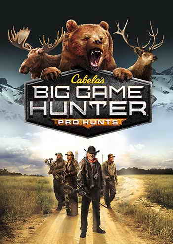 Cabela's Big Game Hunter Pro Hunts (2014)