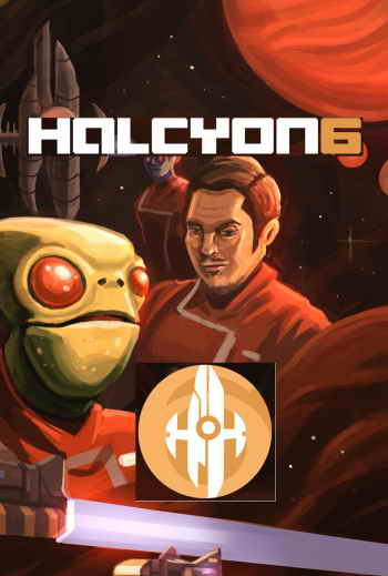 Halcyon 6 Starbase Commander (2016)