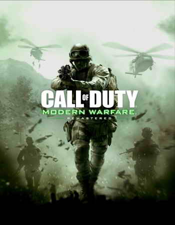 Call of Duty Modern Warfare Remastered (2016)