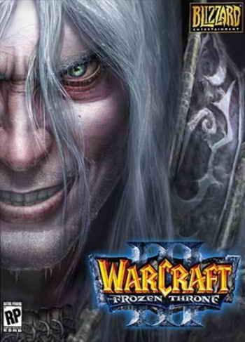 Warcraft 3 Frozen Throne / Варкрафт 3 Фрозен Трон (2002)