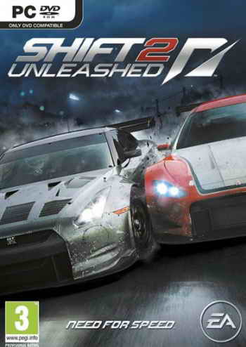 Need for Speed Shift 2 Unleashed (2011)
