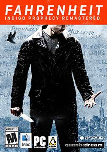 Fahrenheit Indigo Prophecy Remastered (2015)