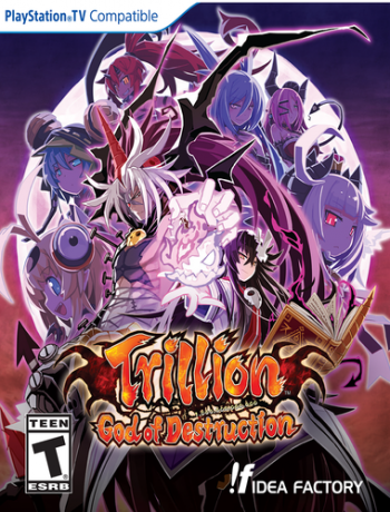 Trillion: God of Destruction (2016)