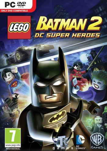 LEGO Batman 2 DC Super Heroes (2012)