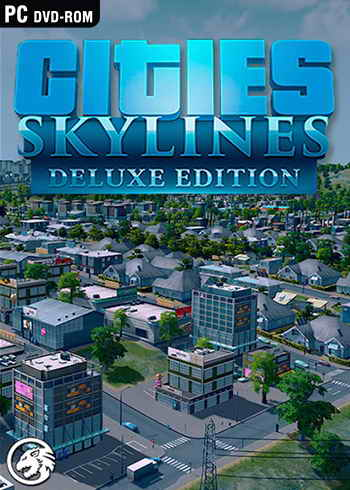 Cities Skylines - Deluxe Edition (2015)