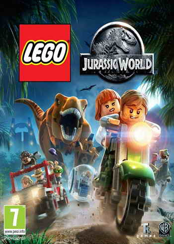 LEGO Jurassic World / ЛЕГО Юрский Мир (2015)