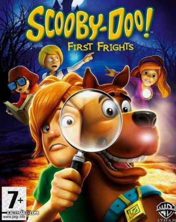 Scooby-Doo! First Frights / Скуби-Ду! Зловещий замок (2011)