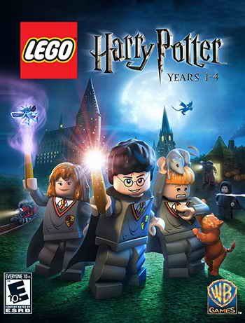 ЛЕГО Гарри Поттер / LEGO Harry Potter Years 1-4 (2010)
