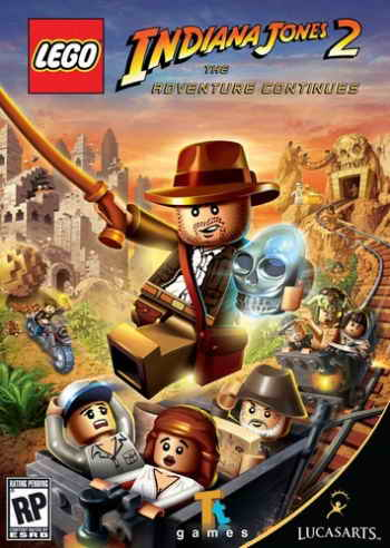 Lego Indiana Jones 2 The Adventure Continues (2009)