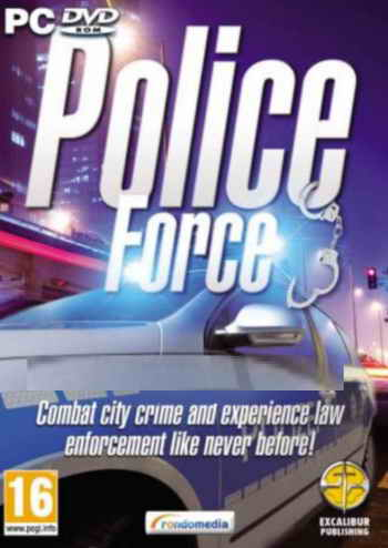 Police Force (2016)
