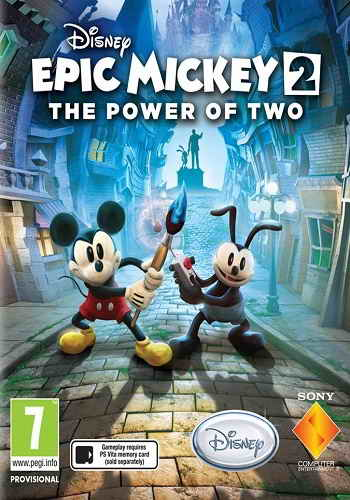 Disney's Epic Mickey 2 The Power of Two (2012)