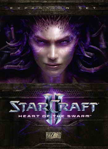 StarCraft 2 Heart of the Swarm (2013)