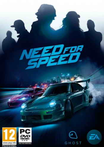 NFS 2015 / Need for Speed (2015)