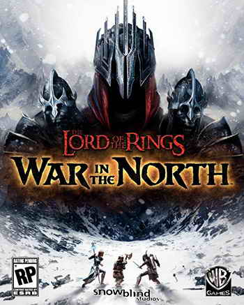 Lord Of The Rings War In The North (2011)