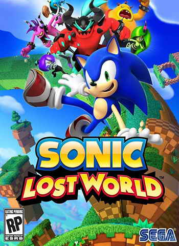 Соник / Sonic Lost World (2015)