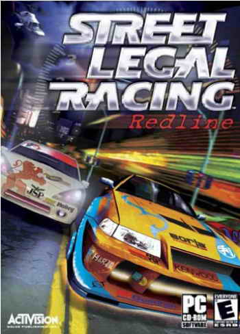 Street Legal Racing Redline (2003)