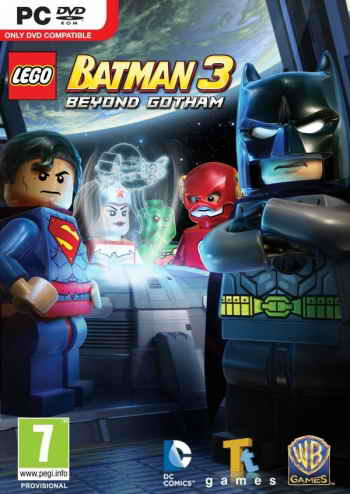 LEGO Batman 3 Beyond Gotham (2014)