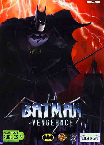 Batman Vengeance (2002)
