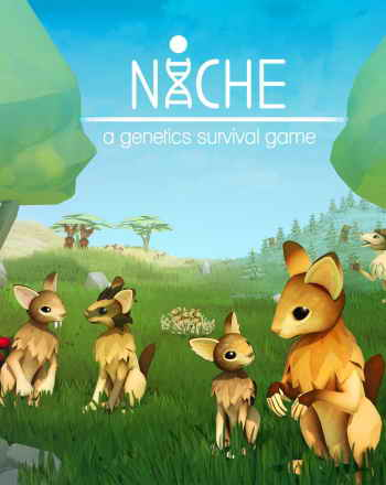 Niche - a genetics survival game (2016)