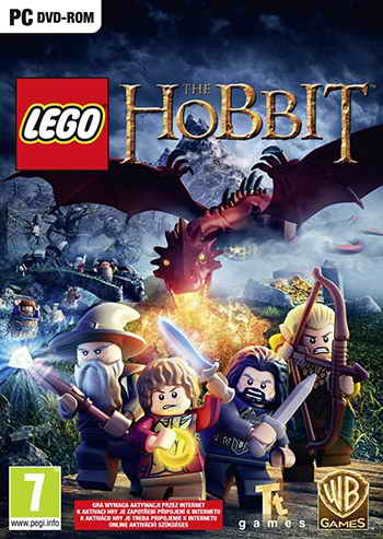 LEGO The Hobbit / ЛЕГО Хоббит (2014)