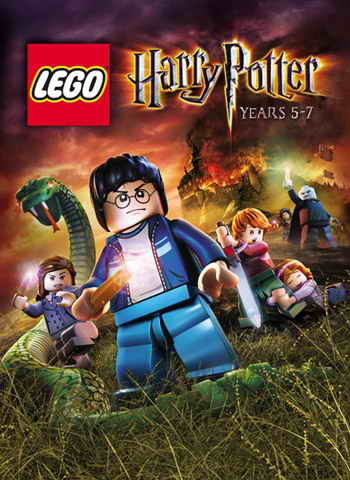 ЛЕГО Гарри Поттер / LEGO Harry Potter Years 5-7 (2011)