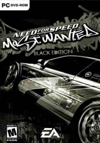 Need for Speed Most Wanted - Black Edition (2005)