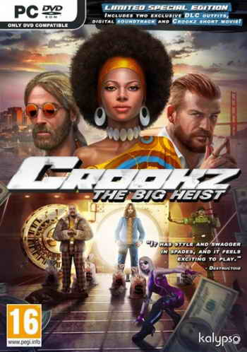 Crookz The Big Heist (2015)
