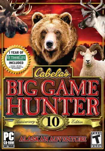 Cabela's Big Game Hunter 10th Anniversary Edition Alaskan Adventure (2006)