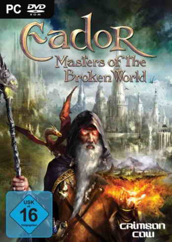 Эадор Владыки миров / Eador Masters of the Broken World (2013)