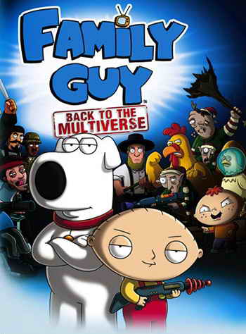 Family Guy Back to the Multiverse (2012)