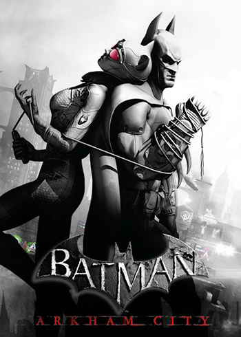 Batman Arkham City / Бэтмен Аркхем Сити (2012)